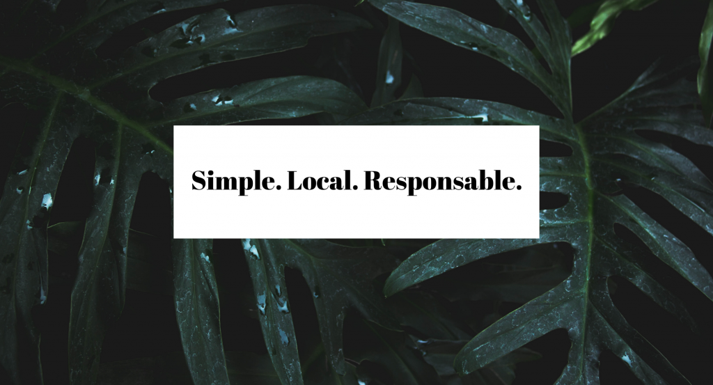 Simple. Local. Responsable Iteraa Kit